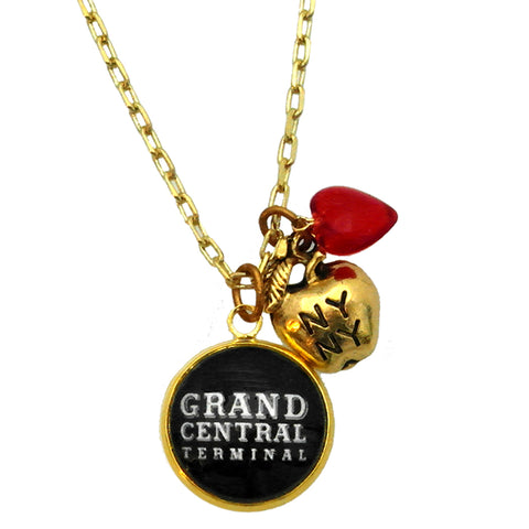 Grand Central Terminal Necklace and Bracelet