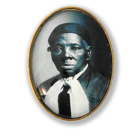 Harriet Tubman Brooch