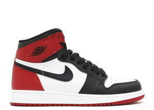 "Air Jordan 1 Retro High OG BG (GS) ""Black Toe 2016"""