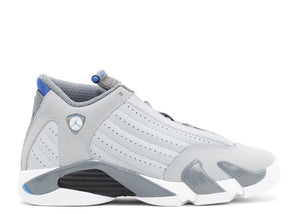 "Air Jordan 14 Retro (GS) ""Wolf Grey"""