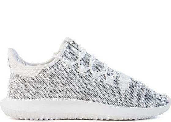 "Tubular Shadow Knit ""White"""