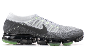 "Nike Air Vapormax Flyknit E ""Anthracite White"""