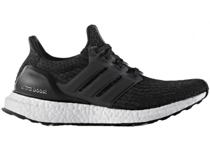 "Adidas UltraBOOST w ""Core Black"""