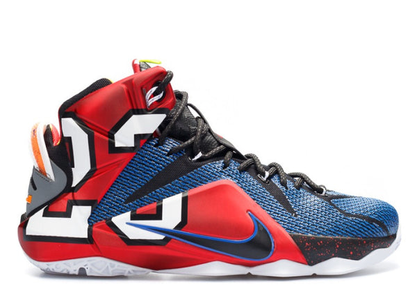 "Lebron 12 SE ""What The Lebron"""