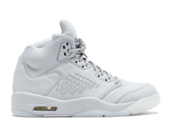 "Air Jordan 5 Retro Prem ""Pure Platinum"""
