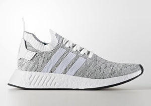 "NMD_R2 Primeknit ""Light Grey"""