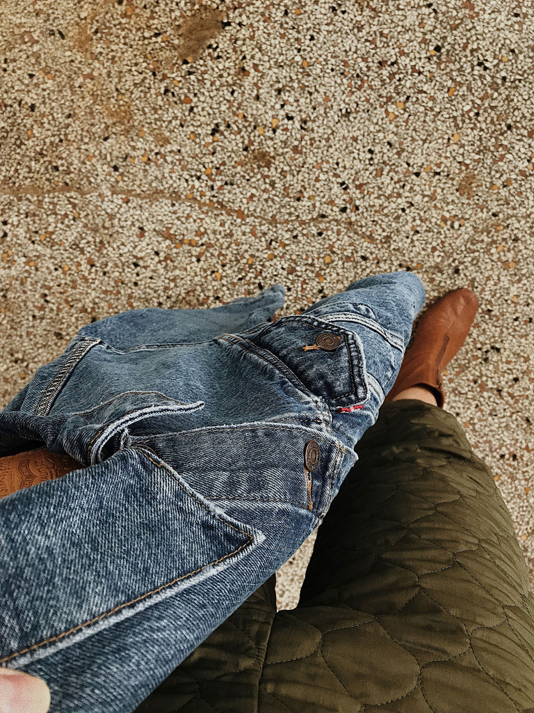 preservation blog by far neva boot levis made and crafted roamer pant