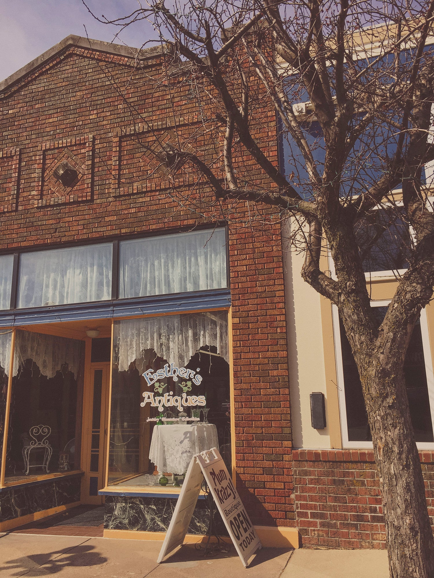 "Walnut, Iowa ""Antique City"" Preservation Blog"