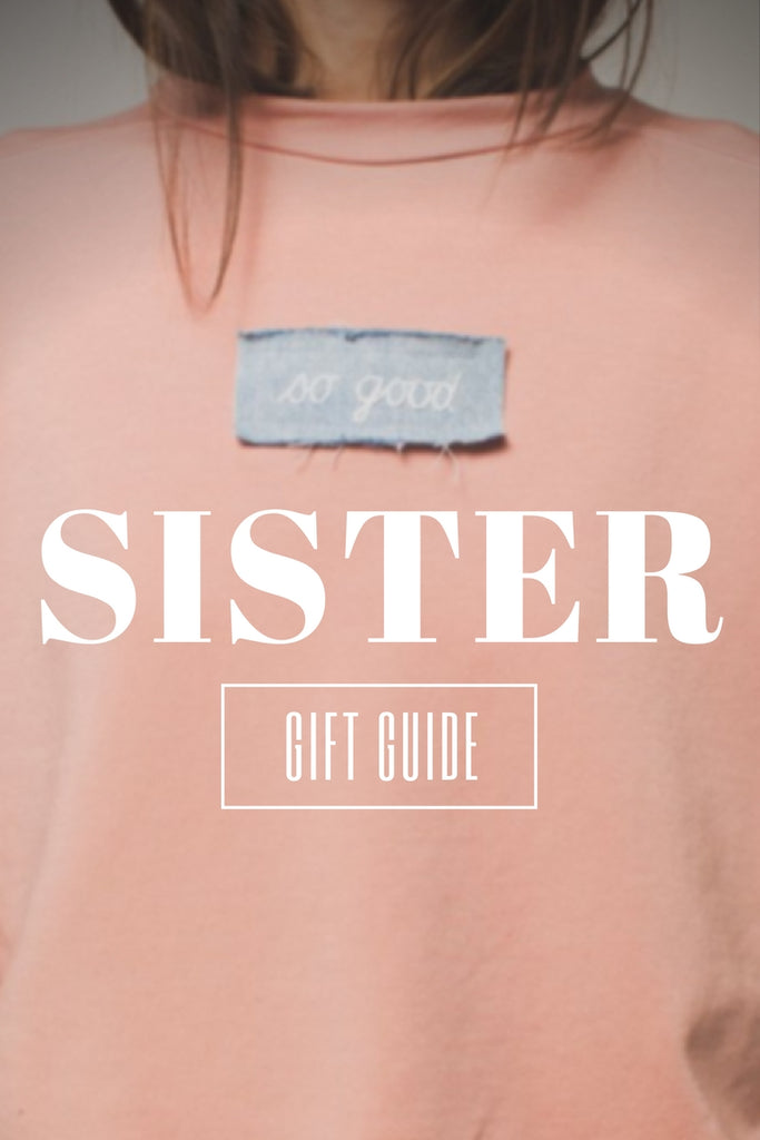 sister gift guide shop preservation