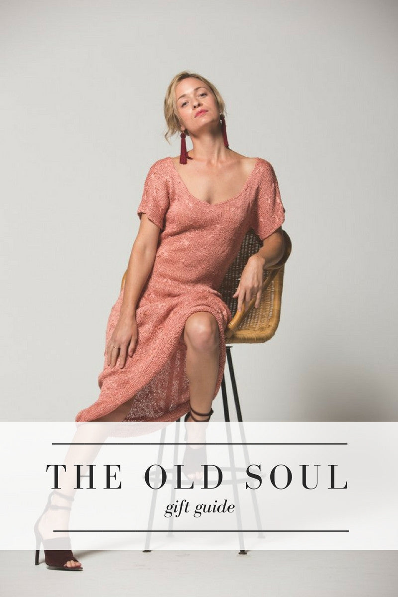 the preservation gift guide: the old soul
