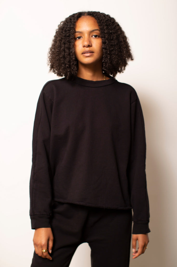 Easy Sweatshirt - Black