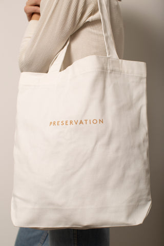 Limited Edition FW20 Preservation Tote