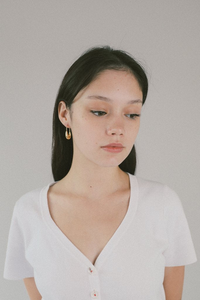 Marta Earrings - Gold Wolf Circus