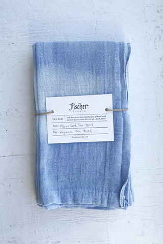 Tea Towel - Indigo