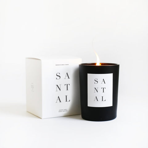 Santal Noir Candle Brooklyn Candle Studio