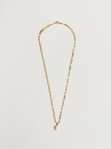 Bianca Necklace - Gold