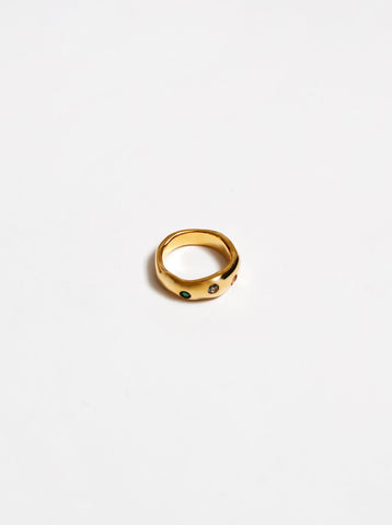 Ophelia Ring - Gold