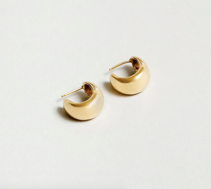 Remy Hoops - Gold