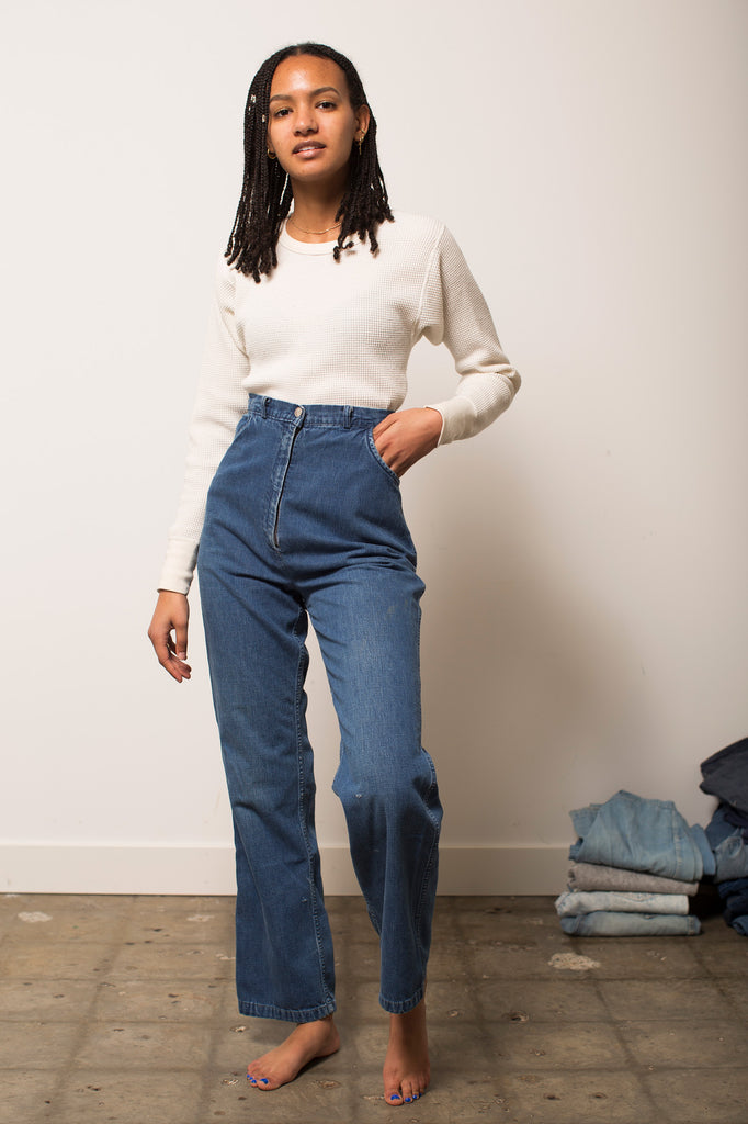 70s Ultra High-Rise Wide Leg Jeans