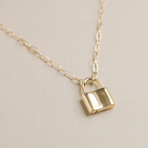 Holmes Necklace - Gold