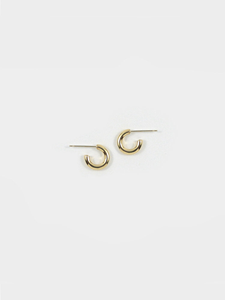 Lil Jane Hoops - Gold