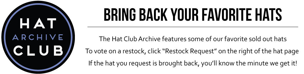 Archive Hats