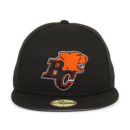 New Era 59Fifty BC Lions OTC Hat - Black