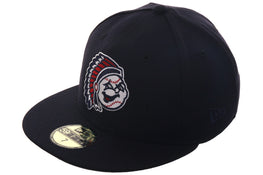 Peoria Chiefs Exclusive New Era 59Fifty Hat - Navy