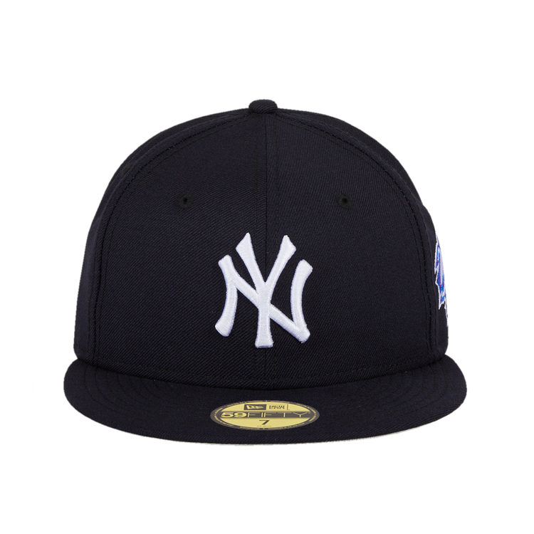 e9aeab32484 New Era 59Fifty New York Yankees 1998 World Series Patch Hat - Navy – Hat  Club
