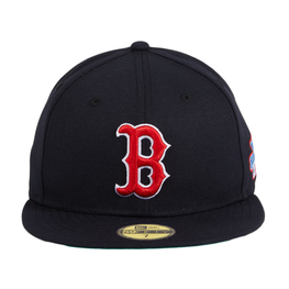 5950 New Era Boston Red Sox World Series 1986 Hat - Game