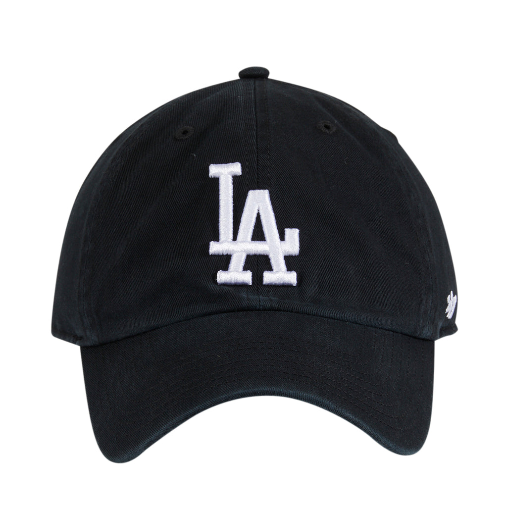 47 Brand Cleanup Los Angeles Dodgers Adjustable Hat - Black, White