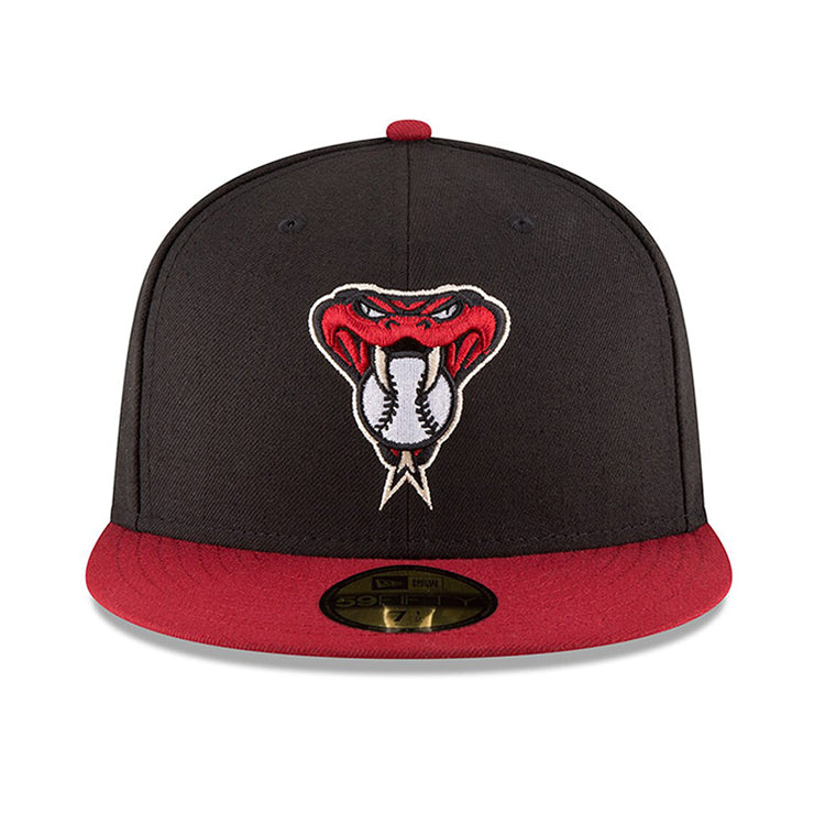 New Era Authentic Collection Arizona Diamondbacks On-Field 2017 Alternate 2 Fitted Hat