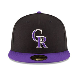 New Era Authentic Collection Colorado Rockies On-Field Alternate Hat