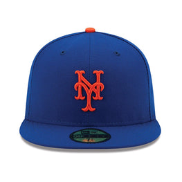 New Era Authentic Collection New York Mets On-Field Game Hat
