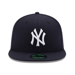New Era Authentic Collection New York Yankees On-Field Game Fitted Hat