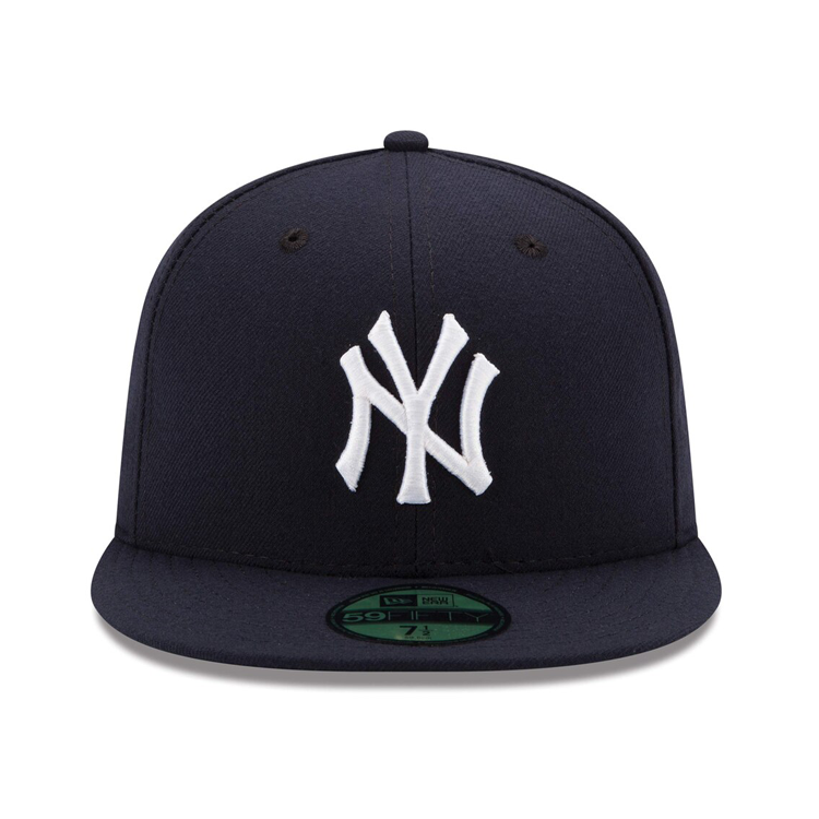 73c5a7492 New Era Authentic Collection New York Yankees On-Field Game Fitted Hat