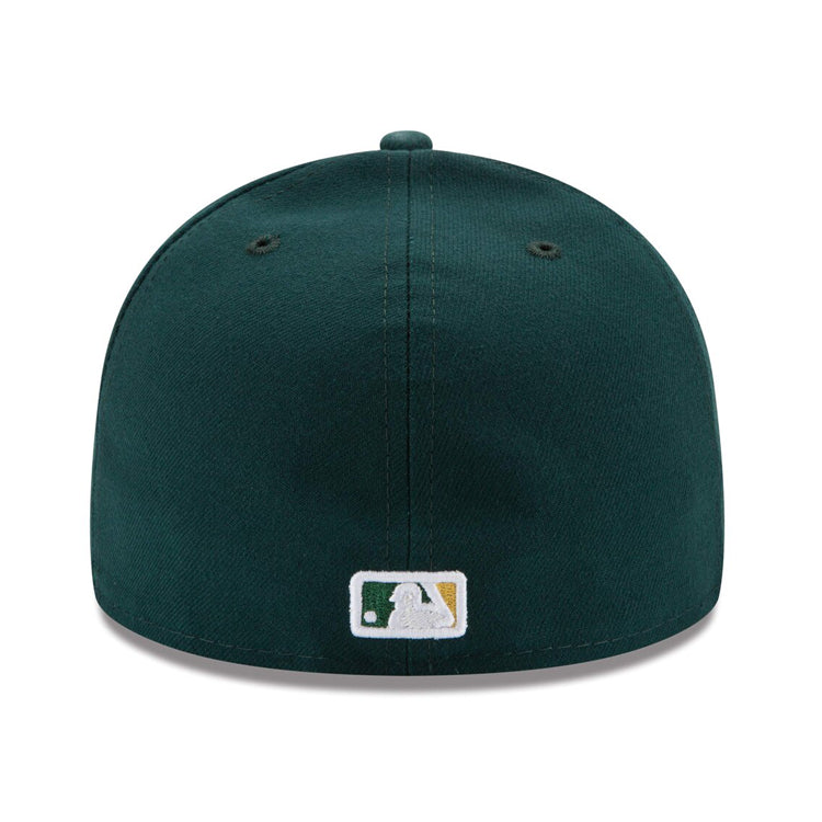 New Era Authentic Collection Oakland Athletics On-Field Fitted Road Hat