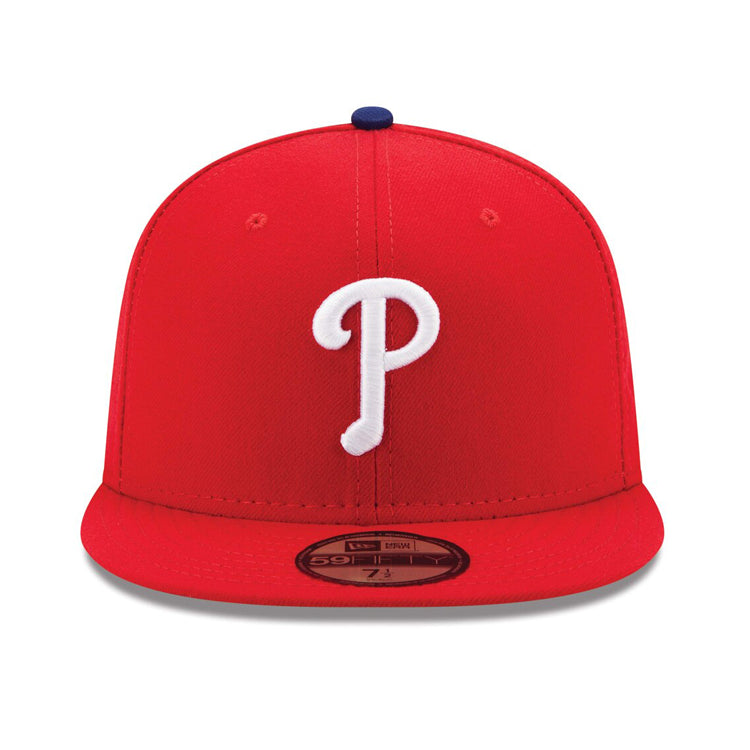 separation shoes f1e07 28bed New Era Authentic Collection Philadelphia Phillies On-Field Fitted Gam – Hat  Club