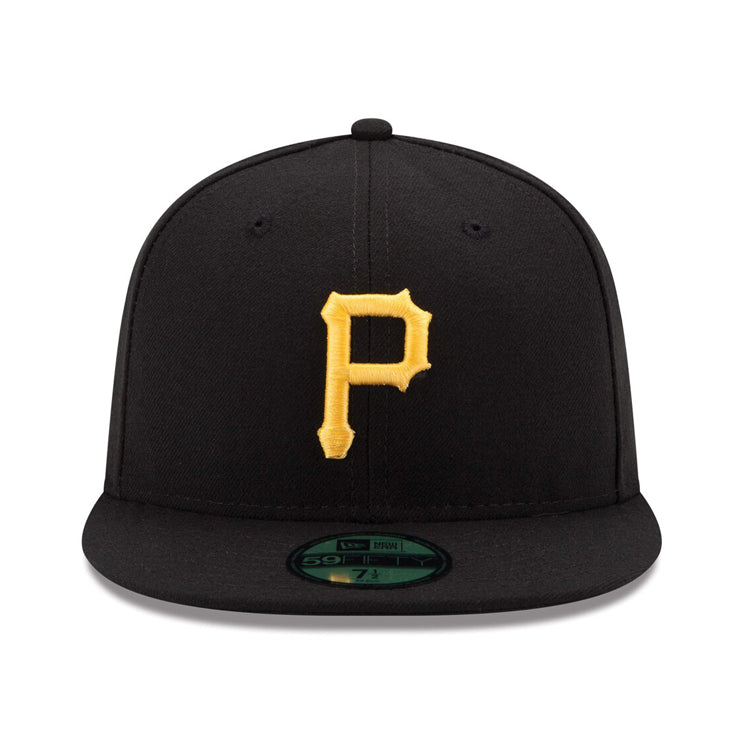 separation shoes 8d5fc c13ca New Era Authentic Collection Pittsburgh Pirates Fitted On-Field Game H – Hat  Club