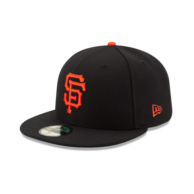 New Era Authentic Collection San Francisco Giants Game Hat