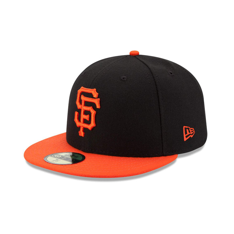 New Era Authentic Collection San Francisco Giants Alternate Fitted Hat