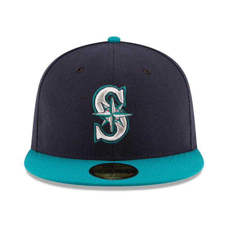 New Era Authentic Collection Seattle Mariners On-Field Alternate Hat