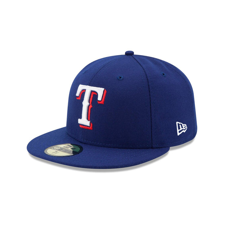 New Era Authentic Collection Texas Rangers On-Field Fitted Game Hat
