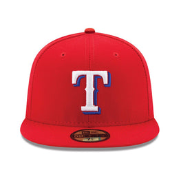 New Era Authentic Collection Texas Rangers On-Field Fitted Alternate Hat