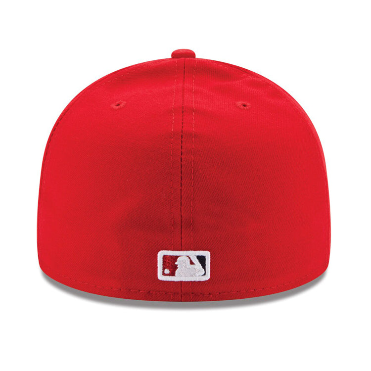 competitive price 55bd4 da1a3 New Era Authentic Collection Washington Nationals Fitted On-Field Game Hat