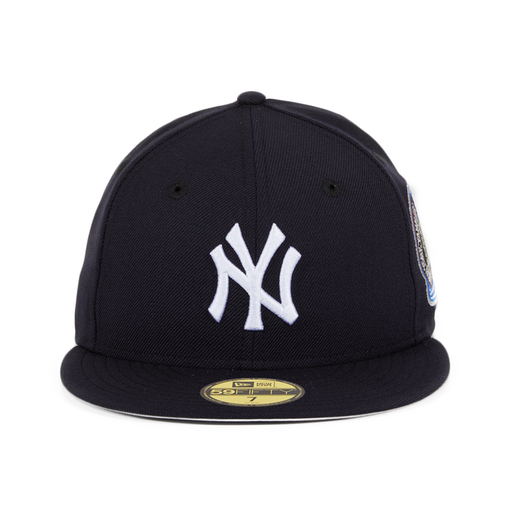 39e4c7e68b0 New Era 59Fifty New York Yankees 2000 Subway Series Hat - Navy – Hat Club