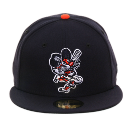 Exclusive New Era 59Fifty Detroit Tigers 1967 Hat - Navy