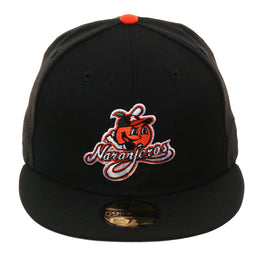 competitive price 01dee 9aaf4 New Era 59Fifty Naranjeros de Hermosillo Hat - Black