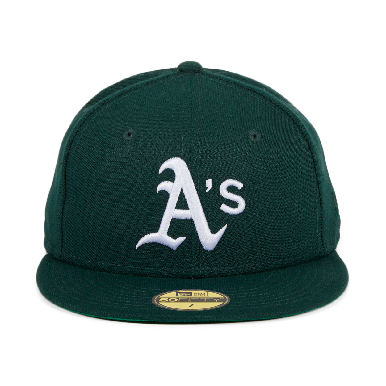 7d5cd6c3d52 Exclusive New Era 59Fifty Oakland Athletics 1993 Hat - Green