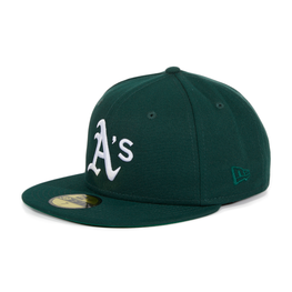 Exclusive New Era 59Fifty Oakland Athletics 1993 Hat - Green, White